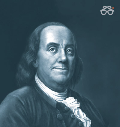 13 Important Life Virtues from Benjamin Franklin