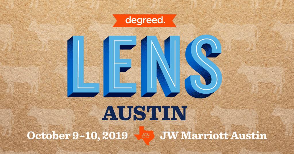 Degreed LENS 2019, Austin Texas