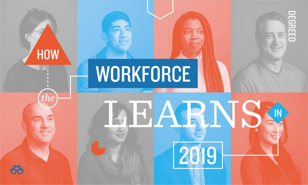 how the workforce learns 2019