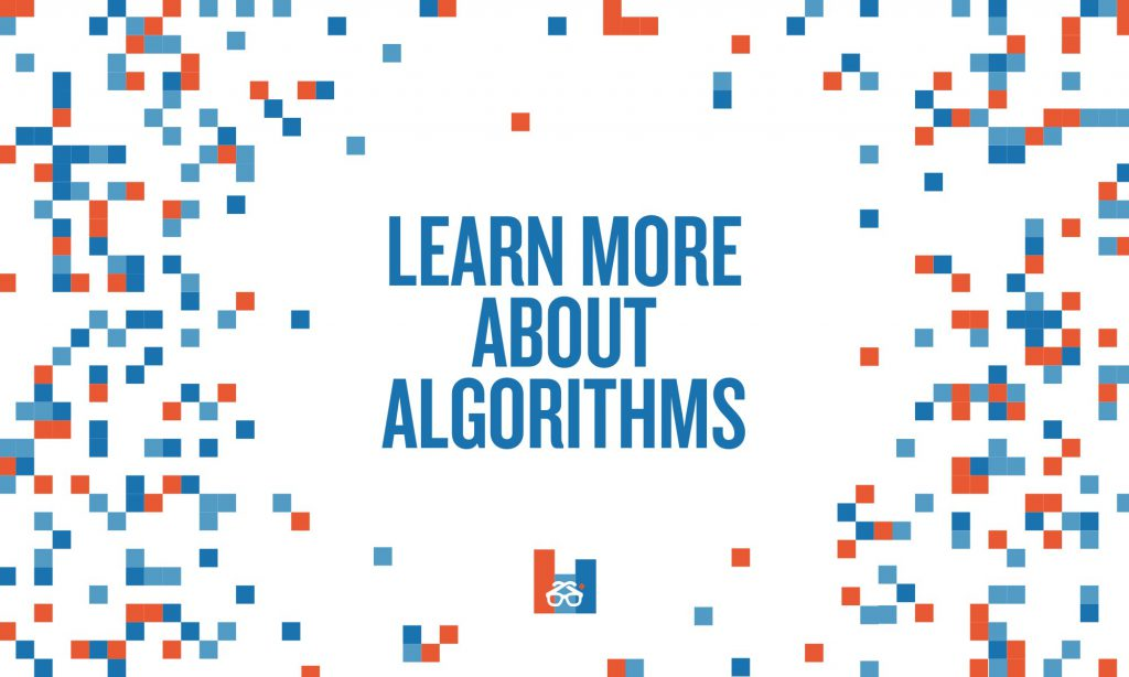 learn more about algorithms