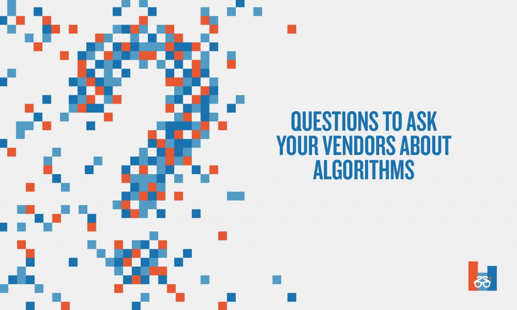 questions to ask saas vendors about algorithms