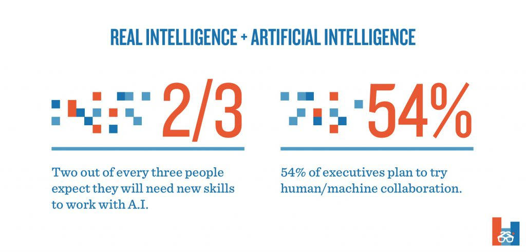 What's the difference between real intelligence and artificial intelligence?
