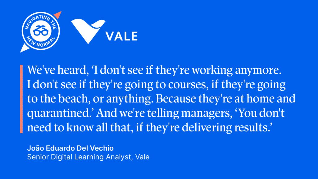 Advice from Degreed Clients on navigating the new normal.